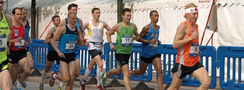 Marathon under 3 timer