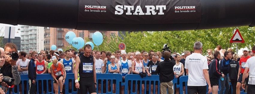 Marathonruten er ikke 42.195 km - men længere