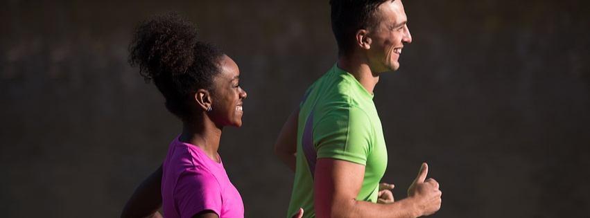 Større løbehastighed → Sænk dit træningstempo