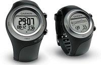 Garmin GPS med pulsmåler
