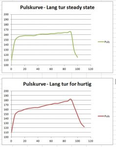 Lang tur Steady State