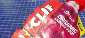 Sukkerindtag - Energigel