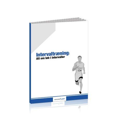 intervaltræning - 3d cover